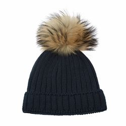 Cap in black by Bogner at Ingolstadt Village