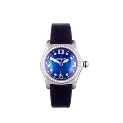 Corum black/blue Blue face watch from Bicester Village