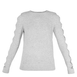 Pullover in Grey