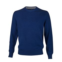 Sweater 100% pure cashmere, crew neck