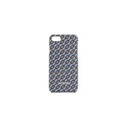 BOSS unisex pattern Signature iPhone 8 Case