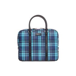 Paul Smith  Woven folio bag from Bicester Village