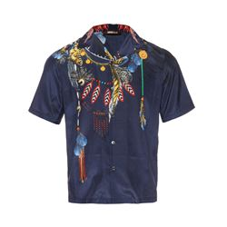 Roberto Cavalli  Pattern shirt from Bicester Village
