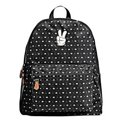 Charles Backpack in Poly Twill featuring Mickey