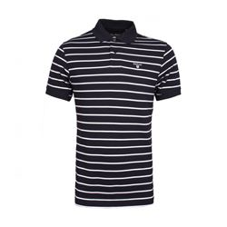 Barbour Men's striped sports polo