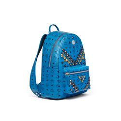 MCM  Stark M studs backpack from Bicester Village