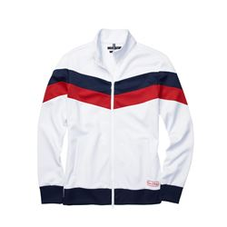 Men's jacket in white by Marc O'Polo at Ingolstadt Village