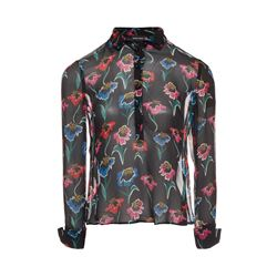Armani  Silk floral shirt from Bicester Village