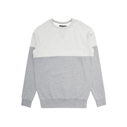 Men's Crew Sweat Grey Jumper