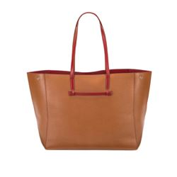 'Uomo XL Tote' in Camel by Furla at Ingolstadt Village