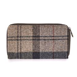 Barbour Ladies Tartan Purse