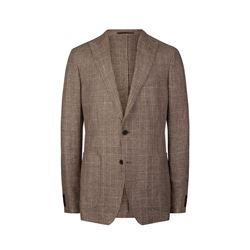 Savoy Taylors Guild  POW check jacket from Bicester Village