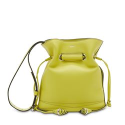 Lancel, Bucket bag in leather