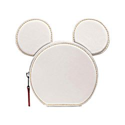 Mickey Leather Ear Coin Case