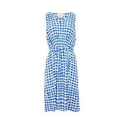 kate spade new york blue Island stamp tie back dress from Bicester Village