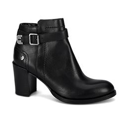 Leather Ankel Boot