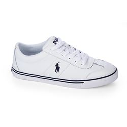 Polo Ralph Lauren  Zev trainers from Bicester Village