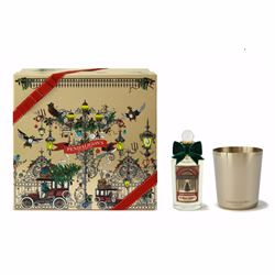 Penhaligons Christmas is in the air candle and scent set box