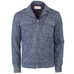Reiss harnet jacket