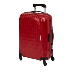 Suitcase in red