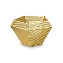 Tom Dixon   Cell tealight holder brass from Bicester Village