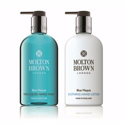 Molton Brown Blue Maquis hand set