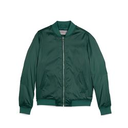 Women's green jacket