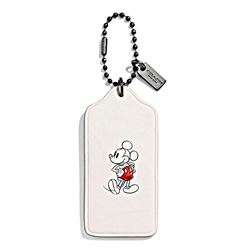 Women's hangtag 'Mickey' in white by Coach at Ingolstadt Village