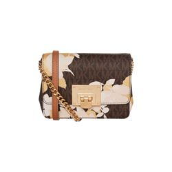 Michael Kors Brown Tina Clutch