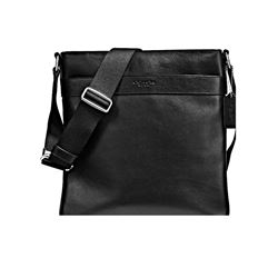 Men's Crossbody 'Bowery' in Schwarz by Coach at Wertheim Village