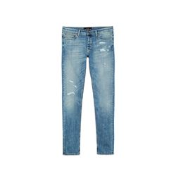 Men's Blue Fitted jeans