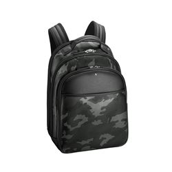 Montblanc Grey Camouflage Backpack from Bicester Village