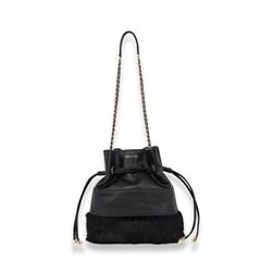 Anne Fontaine  Brian black bag from Bicester Village