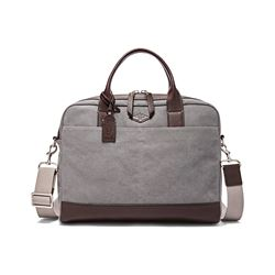 Fossil Grey Wyatt bag  in grey from Bicester Village