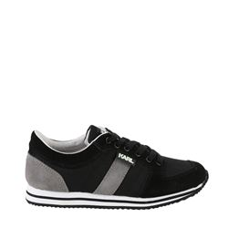 'Karl Lagerfeld' shoes in black- white