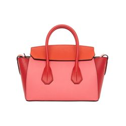 Bally Red Sommet bag from Bicester Village