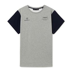 Grey T-shirt Hackett