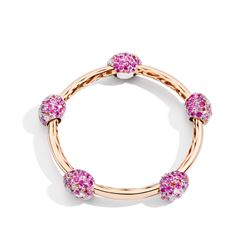 Time & Gems  Pomellato Bracelet tango from Bicester Village