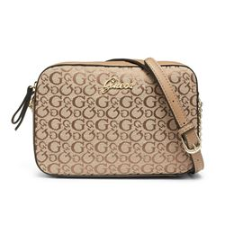 Small monogram beige bag
