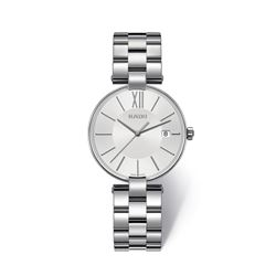 Hour Passion  Rado L watch coupole white from Bicester Village
