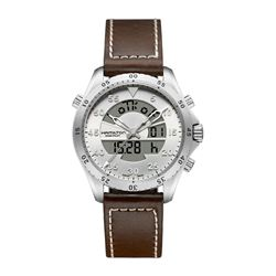 Hour Passion Hamilton khaki flight timer quartz