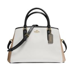 Bolso Margot color tiza Coach