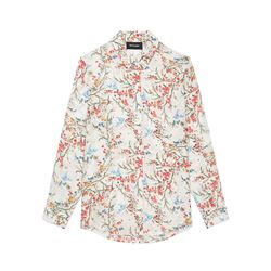 The Kooples  Floral shirt from Bicester Village