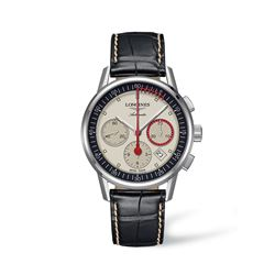 Hour Passion  Longines column-wheel from Bicester Village
