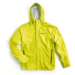Gable Pass jacket men in color Chartreuse