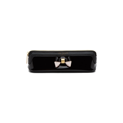 Ted Baker Colour block bow pencil case