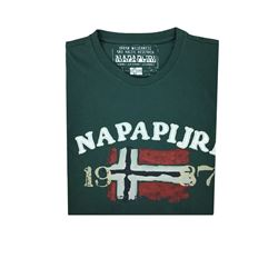 Men's T-shirt by Napapijri at Wertheim Village