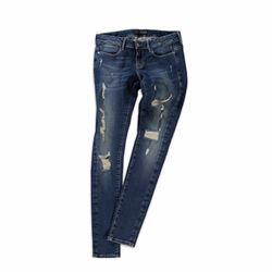 Women's denim pants