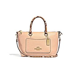 Coach Beechwood Mini Emma Satchel