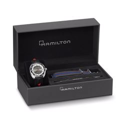 Hour Passion Hamilton American Classic Pan Europ watch